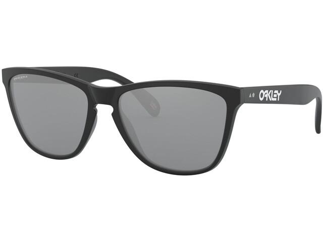Oakley Frogskins 35th Anniversary Lunettes de soleil Femme, matte black/prizm black